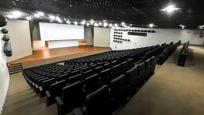Teatro Beberibe é liberado para eventos