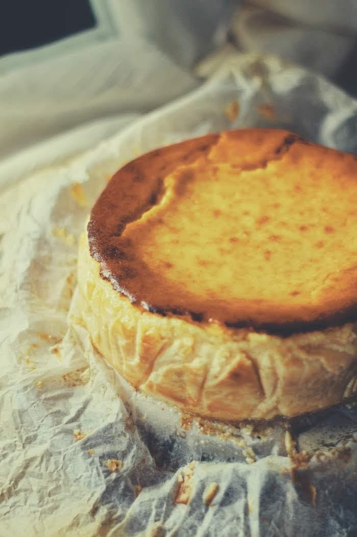"""Tarta de queso """"La Viña"""" - TuvesyyoHago"""