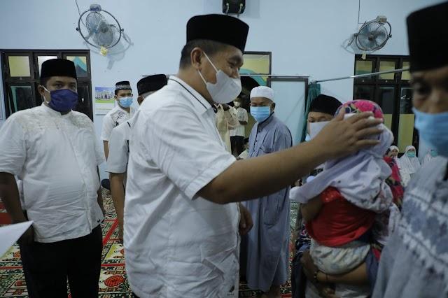 Pemkab Asahan Laksanakan Safari Ramadhan Khusus di Masjid Al Majid Desa Padang Sari