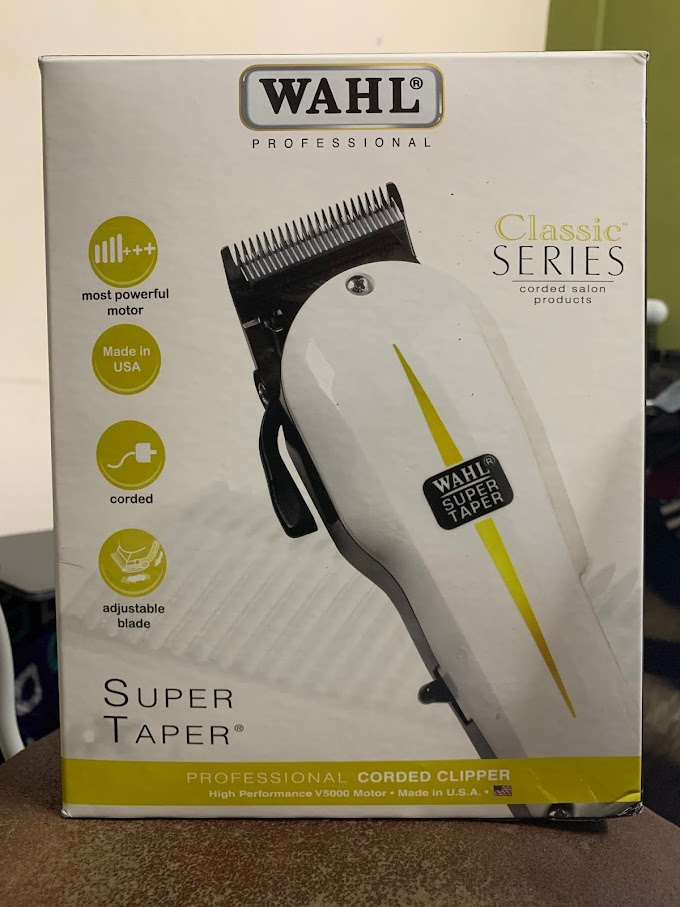 WAHL wired hair clipper - is it a good buy?