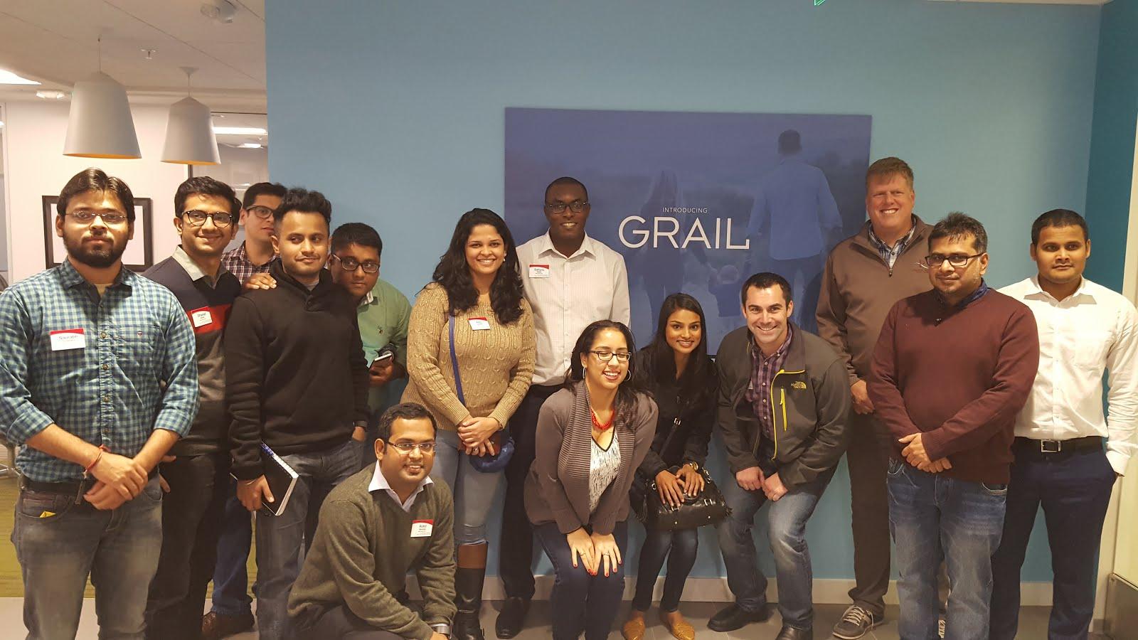 Georgia Mba Programs Silicon Valley Trek 2016