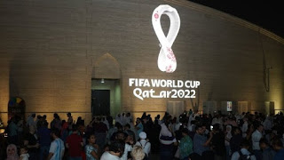Next football world cup logo unveiled