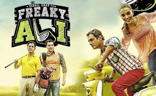 Freaky Ali full hindi movie