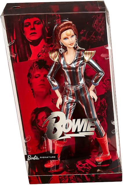 Barbie David Bowie