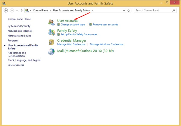 Cara Mengganti Nama User Account di Windows 8.1