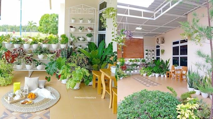 Inspirasi Taman Untuk Mempercantik Rumah #1 #Inspirasi Dari Instagram