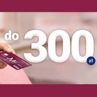 Odbierz 300 zł do Goodie za kartę kredytową w Banku Millennium