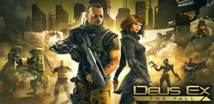 7ebf2299b Download Deus Ex  The Fall 0.0.19 Apk + Data