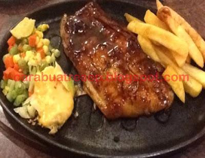 Foto Resep Steak Ikan Dori Sederhana Spesial Asli Enak