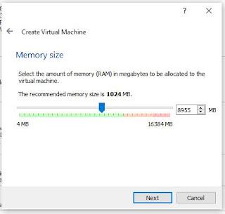 Memory allocate