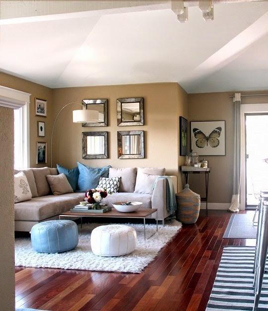 Gambar Desain Ruang Keluarga Kecil Sederhana Inspirasi Rumah 23 Interior