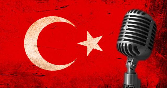 Η κατασκευή τουρκικής έθνικ μουσικής