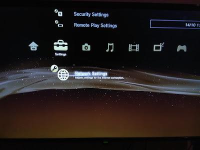 Mengaktifkan HAN dan Debug Package Secara Offline PS3 2