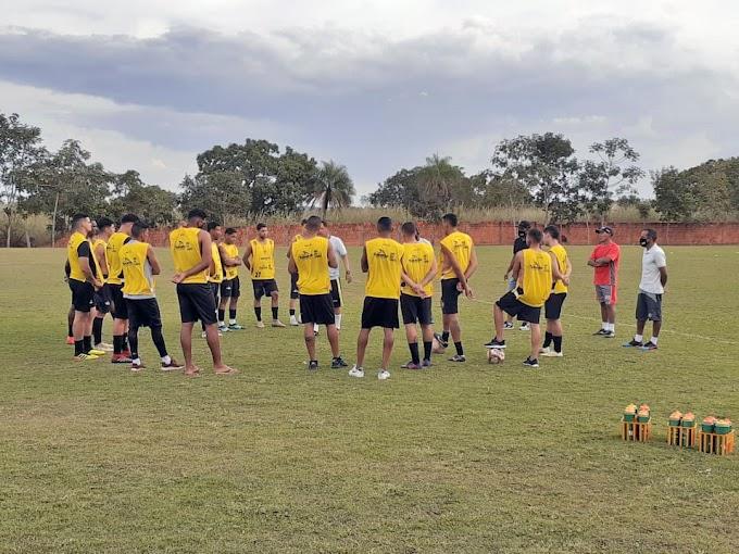 Mixto inicia treinamento visando a 2ª Divisão. Confira lista de atletas que se apresentaram