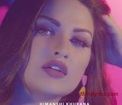 Ohdi Shreaam Lyrics – Himanshi Khurana