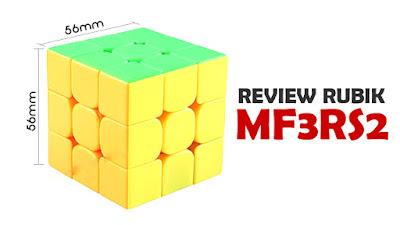 Spesifikasi rubik MF3RS2