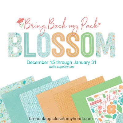 Bring Back My Pack—Blossom