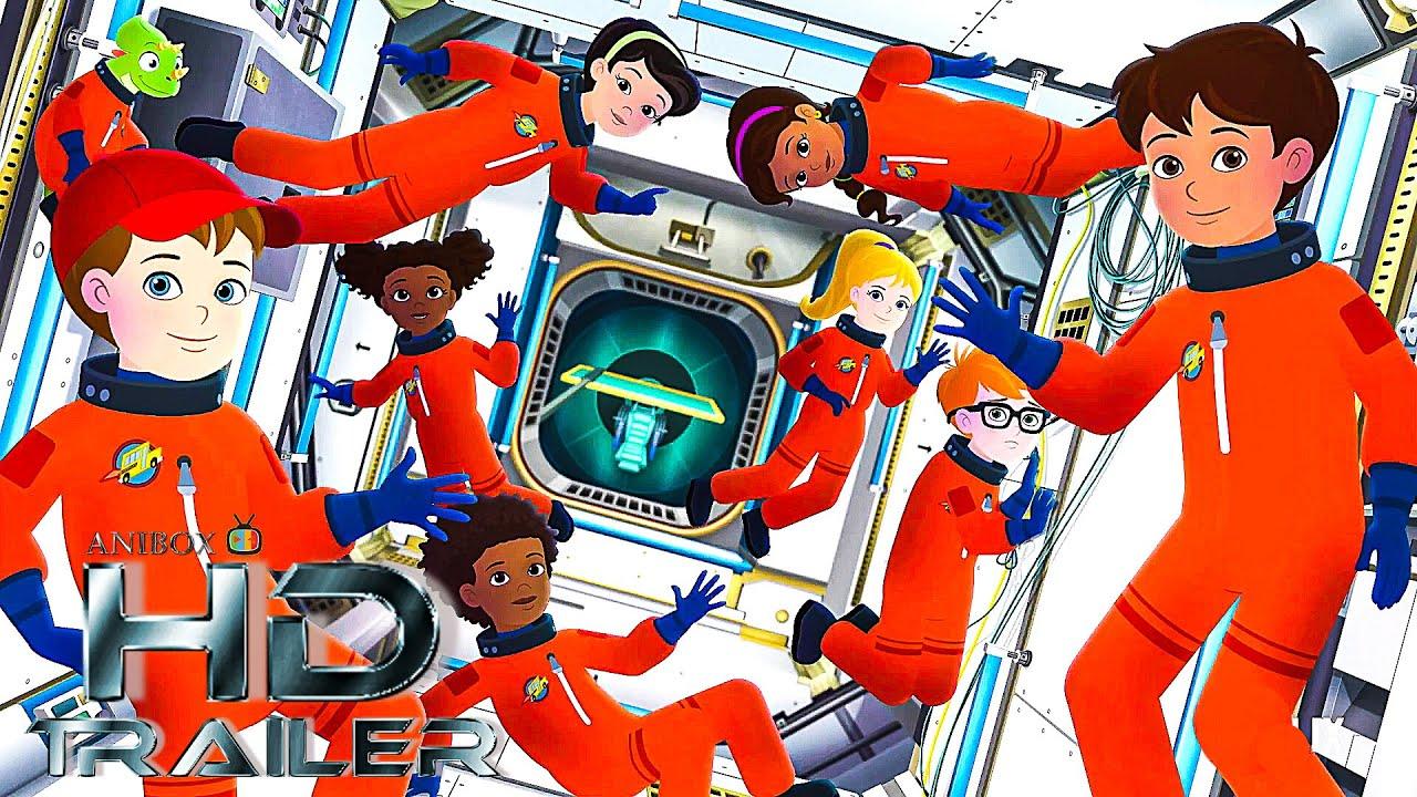 Chuyến Xe Khoa Học Kỳ Thú: Trạm Vũ Trụ