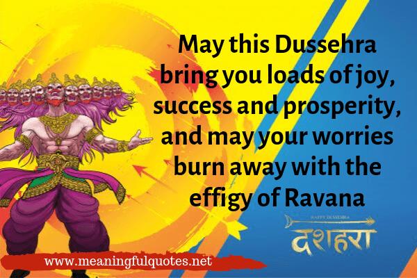 Motivational Quotes On Dussehra Festival