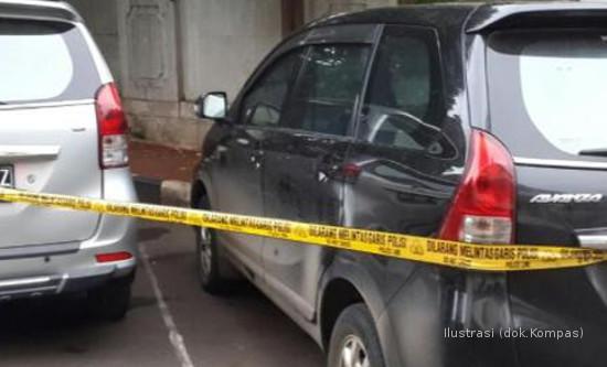 Polsek Ulujami Tangkap Pelaku Penggelapan 8 Mobil Sewaan