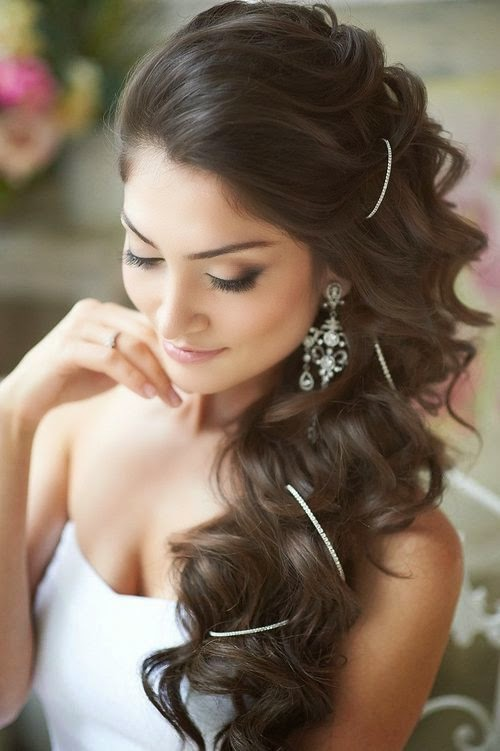 Awesome Wedding hair styles