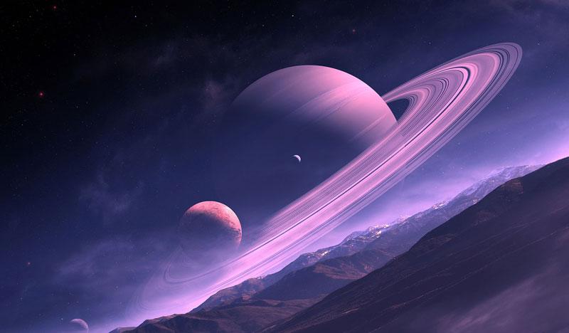 Sekarang Planet Saturnus Bisa Dilihat dari Bumi