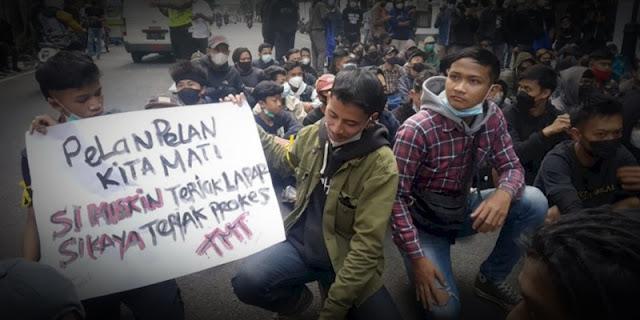 Adhie Massardi: Rakyat Masih Menjerit tapi Ekonomi Tumbuh 7,07 Persen, Ente Ngelindur?