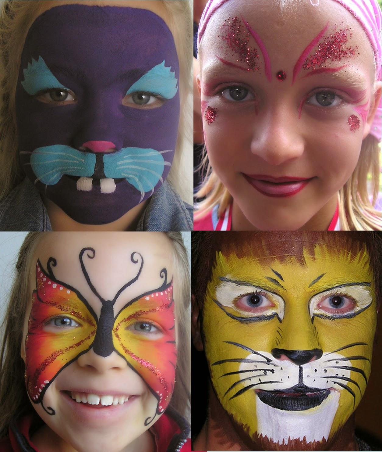 face paint til børn