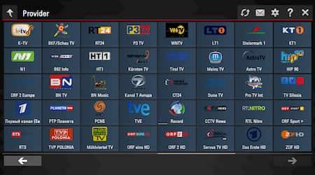 أفضل تطبيق IPTV للتلفاز الذكي Smart TV