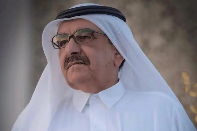 وفاة الشيخ حمدان بن راشد آل مكتوم  : الشيخ محمد بن راشد ينعي أخاه