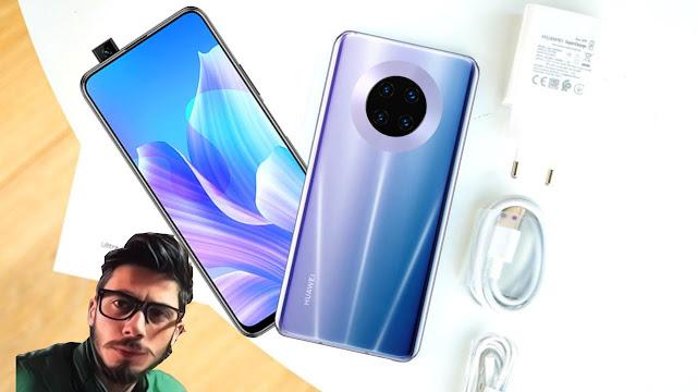 Huawei Y9a | سعر ومواصفات هواوي Y9a وأهم مميزاته , هواوي Y9a , Huawei Y9a