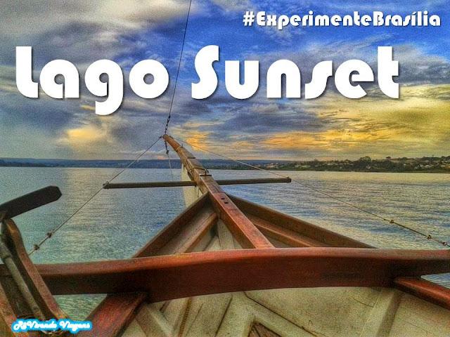 passeio de barco Lagoa Paranoá