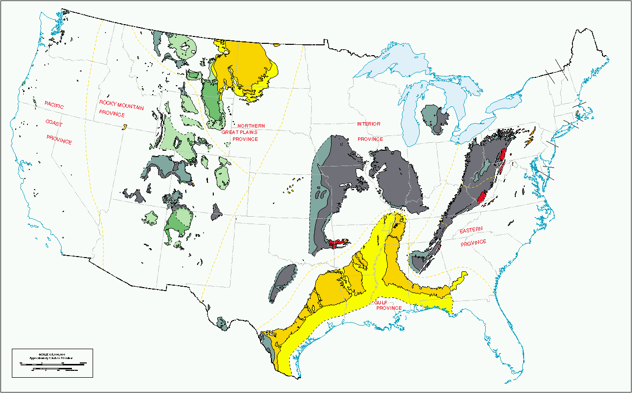 Diagram Of Different Types Of Regions Download More Maps - Us map with different regions