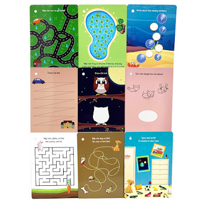 Toko Online Mainan Edukasi, Busy Kids Activity Cards, Mainan Edukasi, Toko Online, Toko Online Mainan