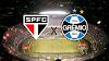 Assistir São Paulo x Grêmio ao vivo grátis