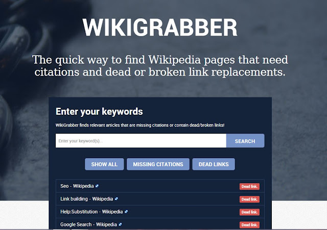 Wikigrabber-links