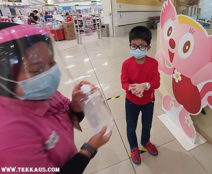 Kidzooona SOP Safety Hand Sanitizer