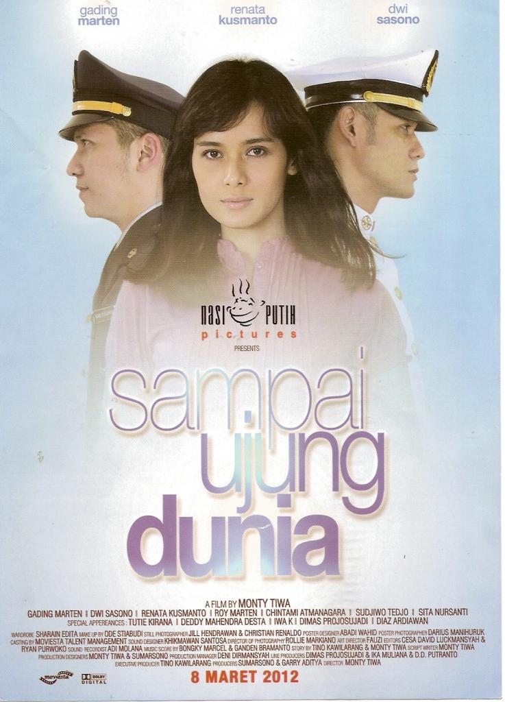 Download Film Indonesia Full Movie: Sampai Ujung Dunia MP4