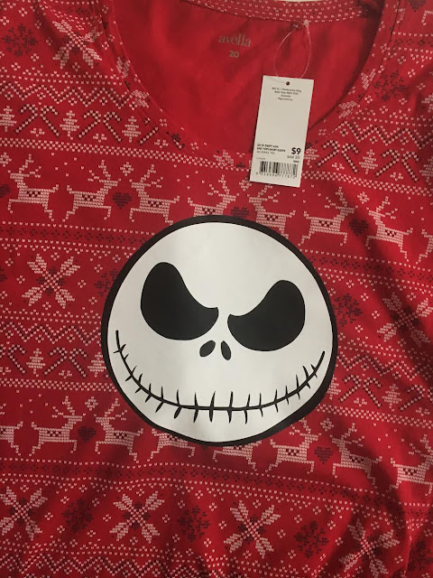 Jack Skellington Christmas T-Shirt