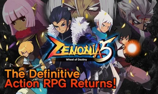 Zenonia 5 Apk Mod Free on Android Game Download