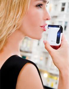 Truco medir niveles alcohol sangre