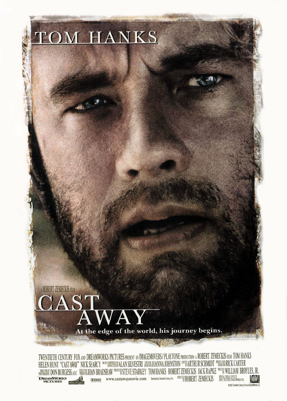 Nonton Film Cast Away (2000)