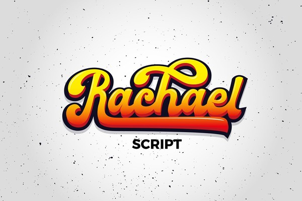 Rachael Script Font