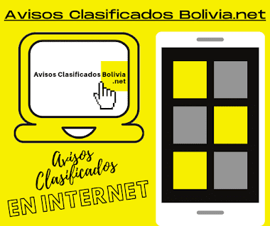 AVISOS CLASIFICADOS BOLIVIA.NET
