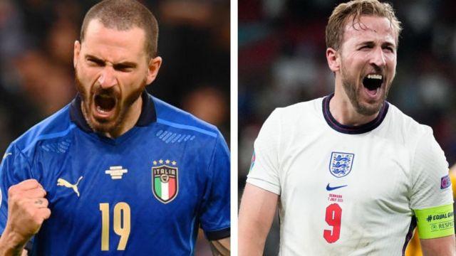مشاهدة مباراة ايطاليا وانجلترا اليوم بث مباشر
