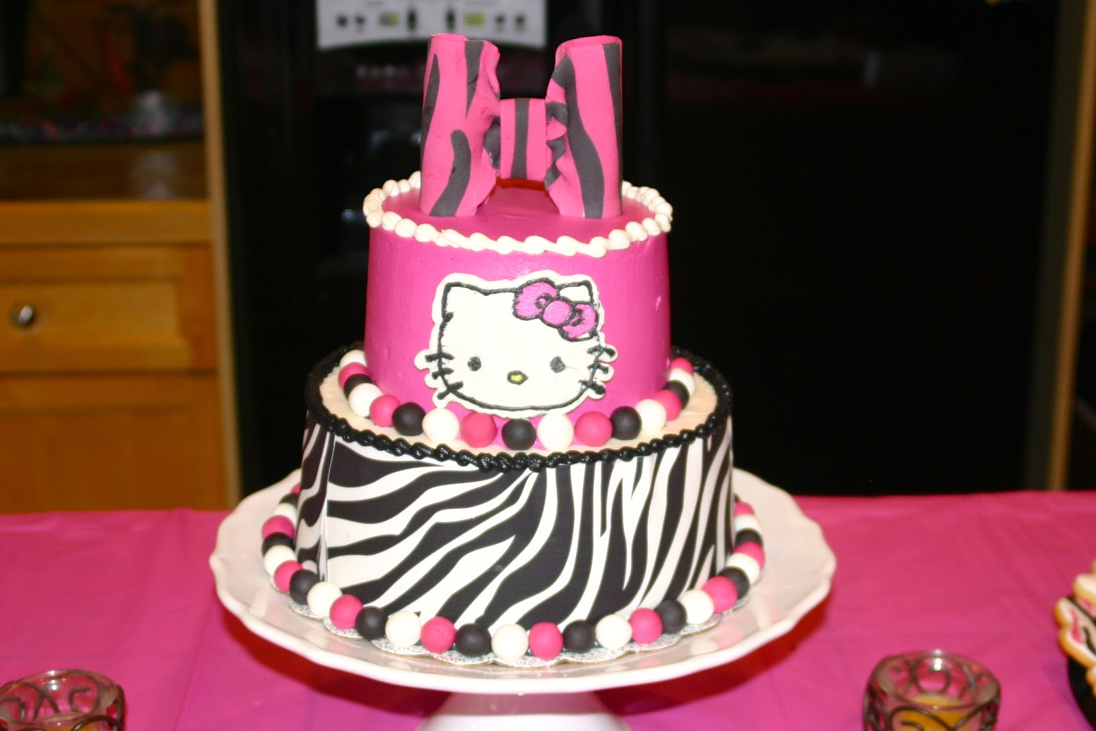 Con 183 Fec 183 Tions Hello Kitty Baby Shower