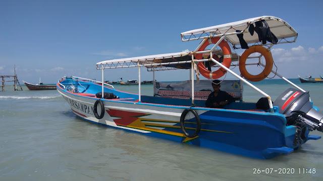 sewa-perahu-pulau-ketawai