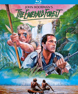 The Emerald Forest (1985) Dual Audio 720p BRRip [Hindi – English] 1GB