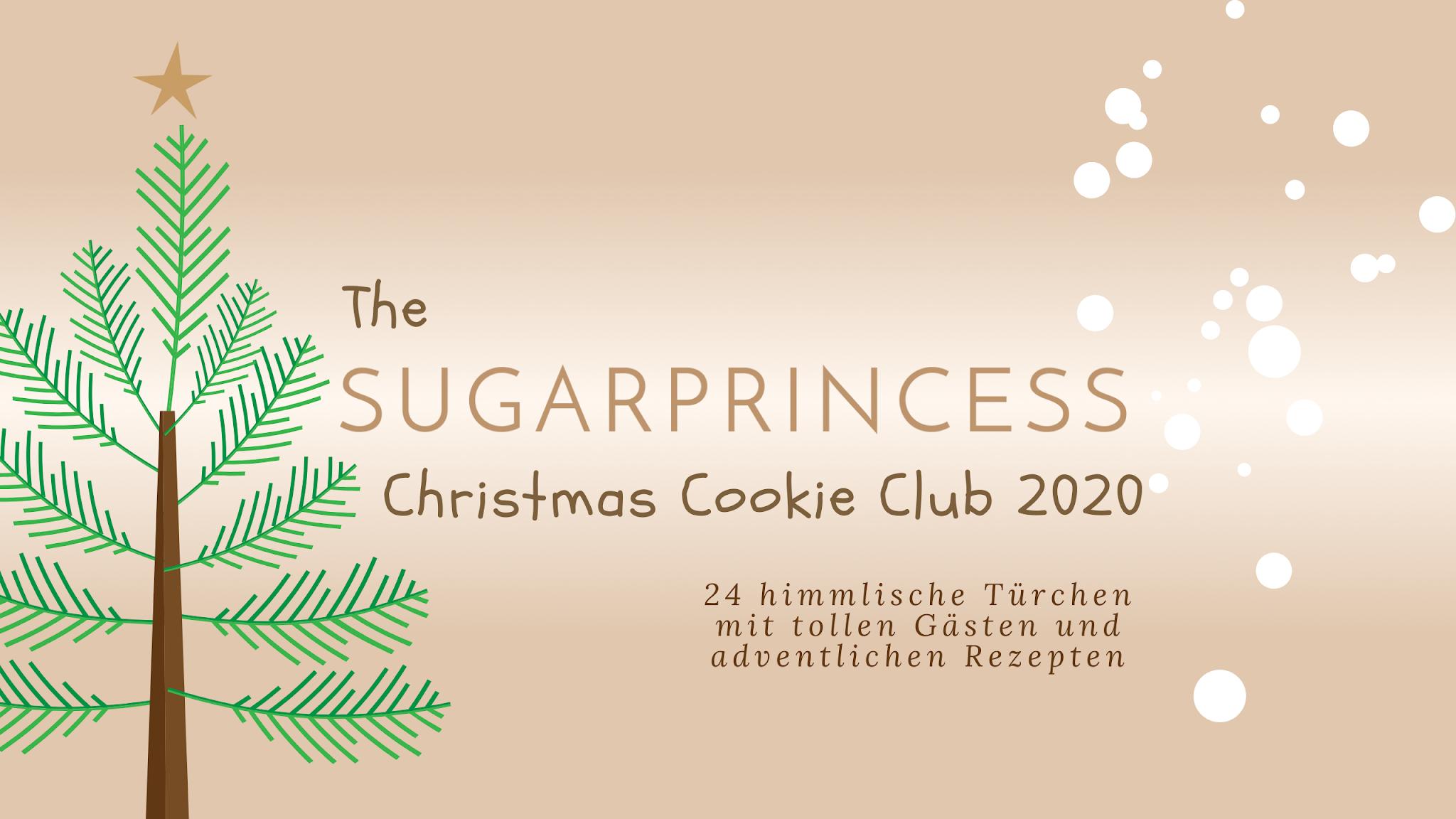 Sugarprincess Christmas Cookie Club 2020:Himmlischer Stollen-Hefeschnecken-Kuchen von Die Küchenzuckerschnecke | SCCC 2020: Türchen Nr. 1 | Gewinnspiel