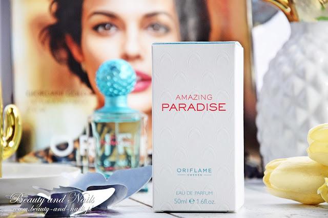 AMAZING PARADISE, woda perfumowana Oriflame.